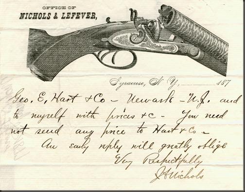 Nichols LeFever letterhead